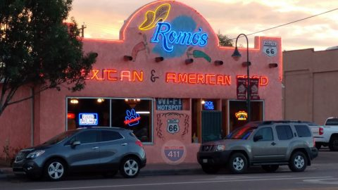 Romo's Mexican & American Food
