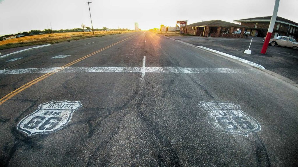 Drive Historic Route 66