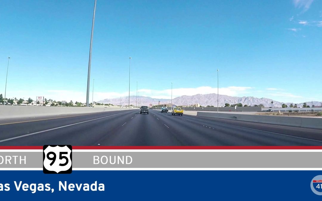 U.S. Highway 95 – Lake Mead Blvd – CR-215 – Nevada