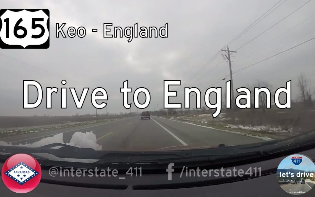 U.S. Highway 165 – Keo to England – Arkansas