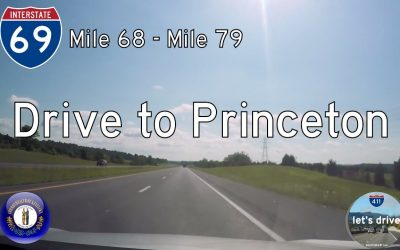Interstate 69 – Mile 68 to Mile 79 – Kentucky