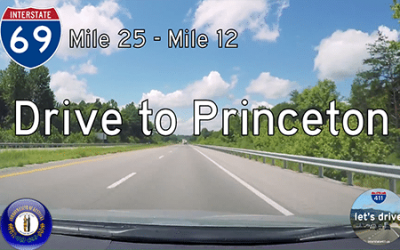 Interstate 69 – Dawson Springs to Princeton – Kentucky