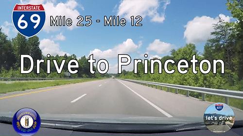 Interstate 69 – Dawson Springs to Princeton – Kentucky