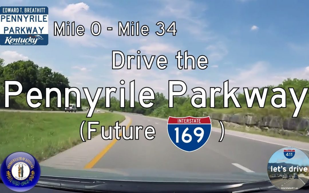 Pennyrile Parkway (I-169) – Hopkinsville to Madisonville – Kentucky