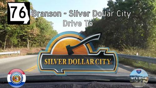 Missouri Route 76 – Branson to Silver Dollar City