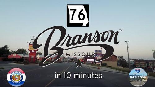 State Route 76 – Branson – Missouri