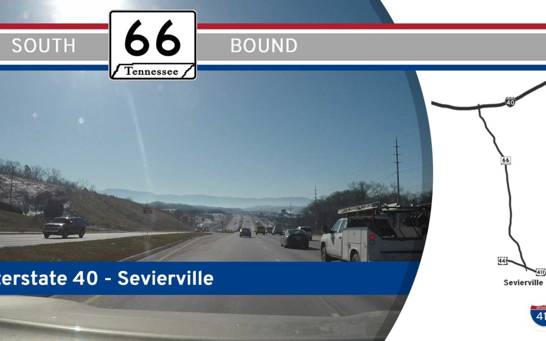 Tennessee Highway 66 – Interstate 40 to Sevierville