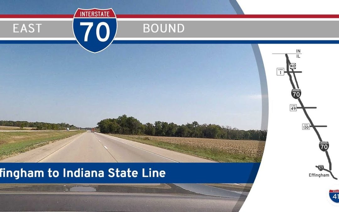 Interstate 70 – Effingham to Indiana