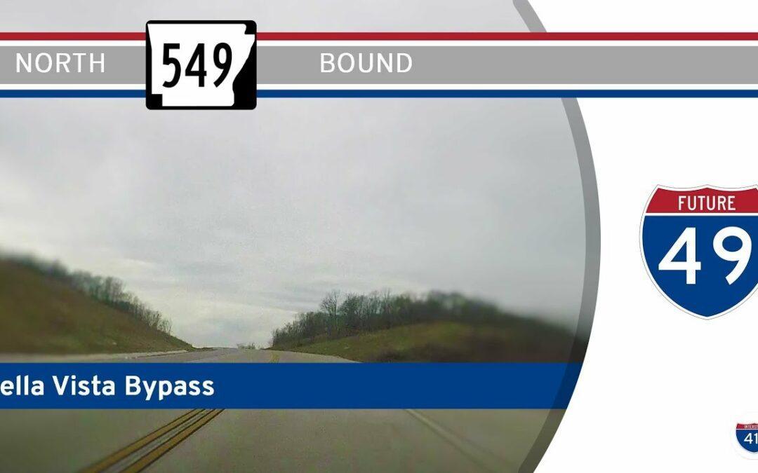 Arkansas Highway 549 – Bella Vista Bypass – North