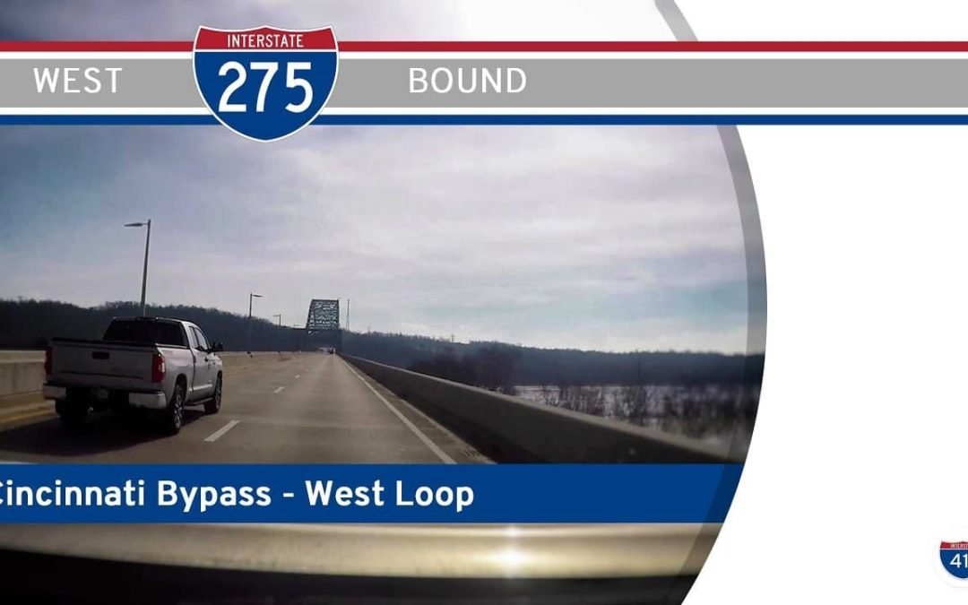 Interstate 275 – Cincinnati Bypass – West Loop