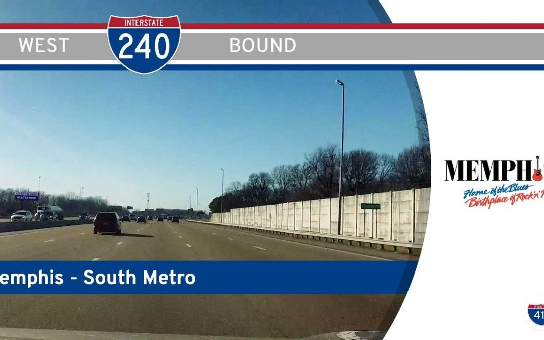 Interstate 240 West – Memphis – Tennessee