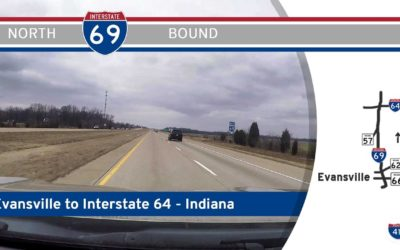 Interstate 69 – Evansville to Interstate 64 – Indiana