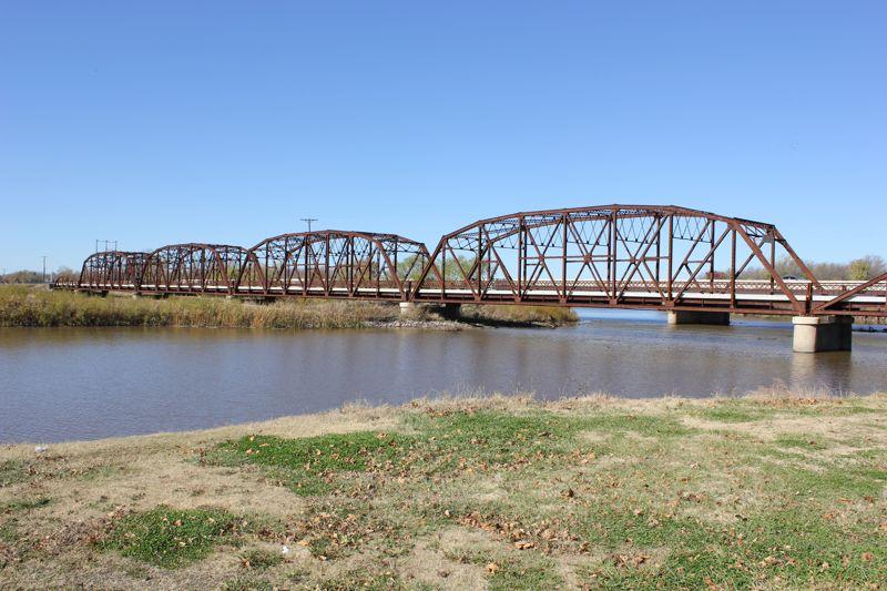 Short: Route 66 – Lake Overholser Bridge – Oklahoma City