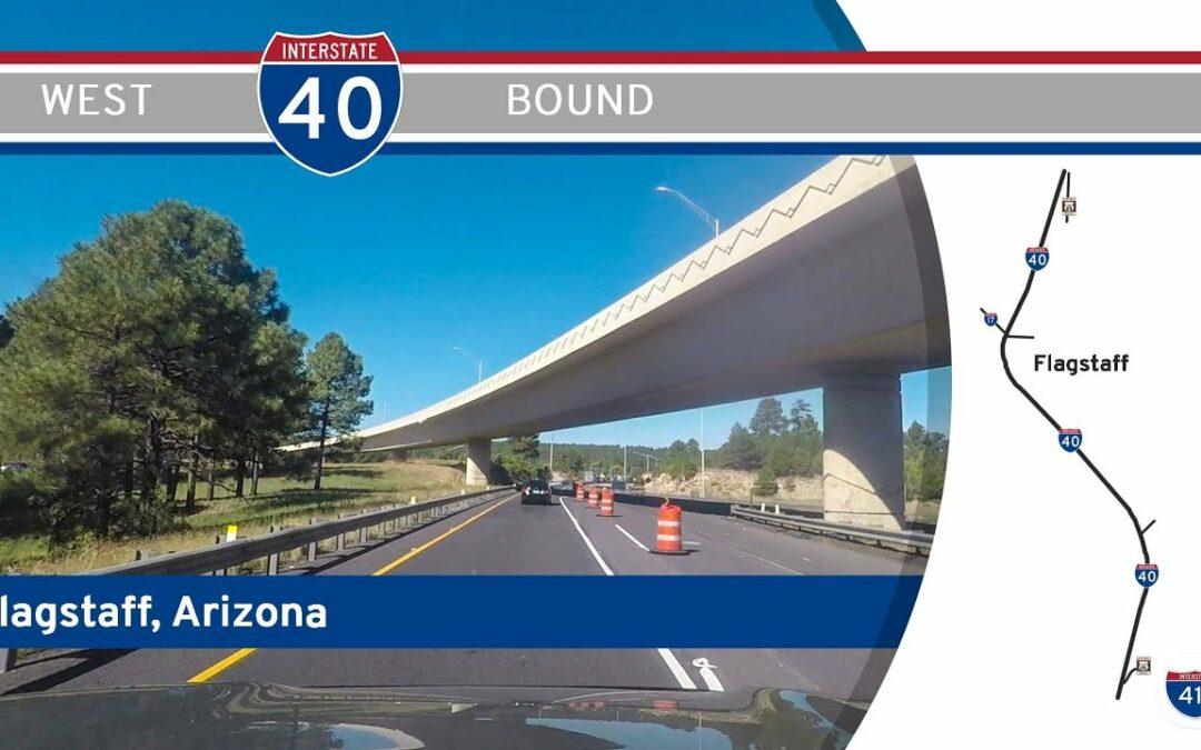 Interstate 40 – Flagstaff – Arizona