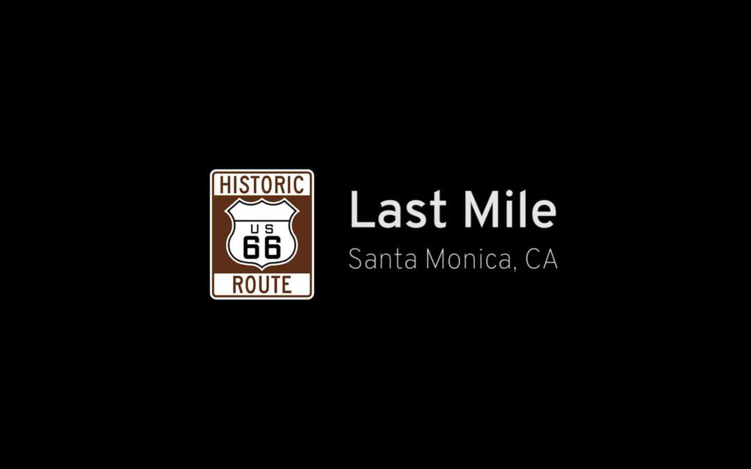 Short: Route 66 – Final Mile – Santa Monica, California