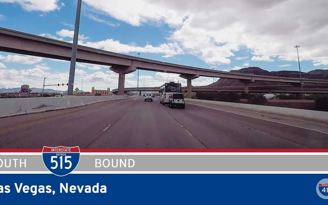 Interstate 515 – Las Vegas – Nevada
