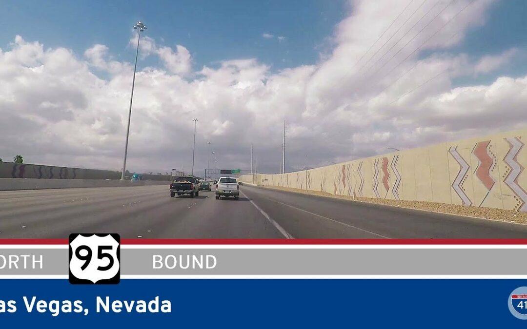 U.S. Highway 95 – Las Vegas – Nevada