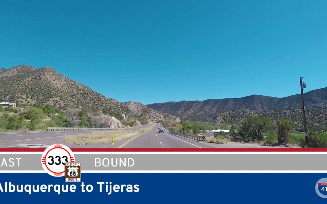 Historic Route 66 – Albuquerque to Tijeras