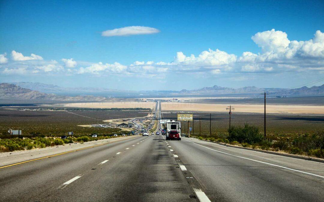 Interstate 15 – Near Primm, NV