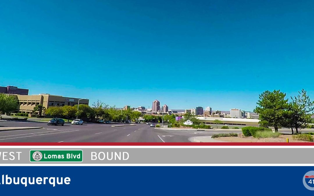 Albuquerque – Lomas Blvd NW – New Mexico