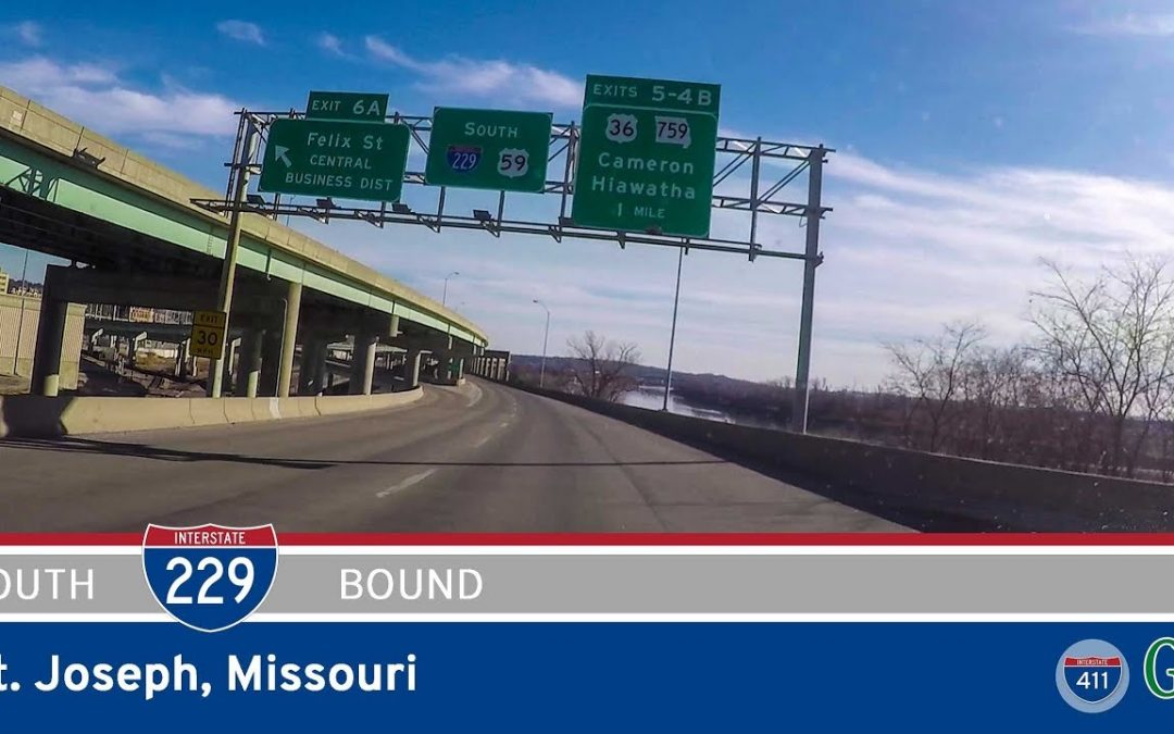 Interstate 229 – St. Joseph – Missouri