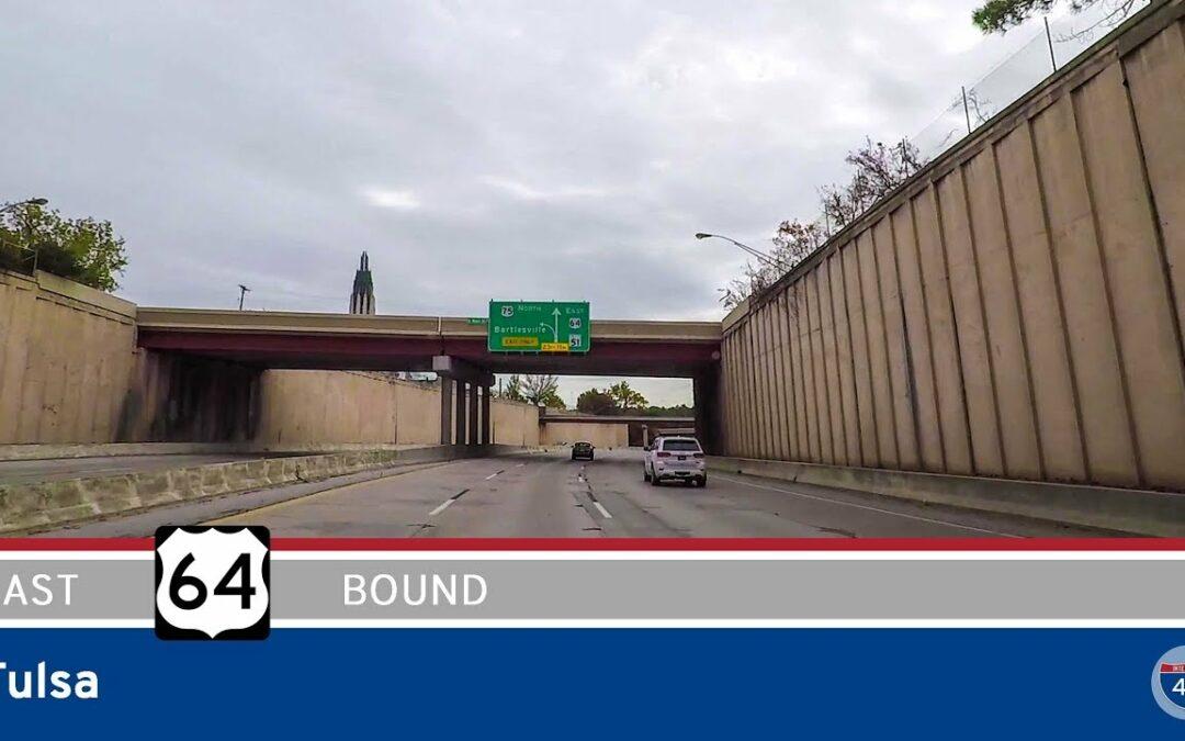 U.S. Highway 64 – Tulsa – Oklahoma