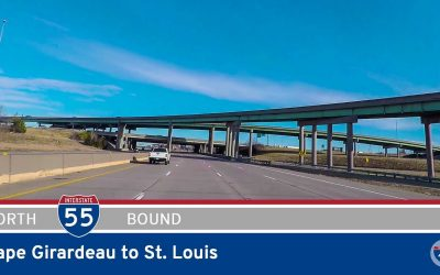 Interstate 55 – Cape Girardeau to St. Louis – Missouri