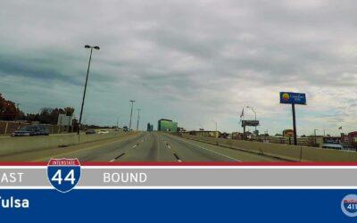 Interstate 44 – Tulsa – Oklahoma