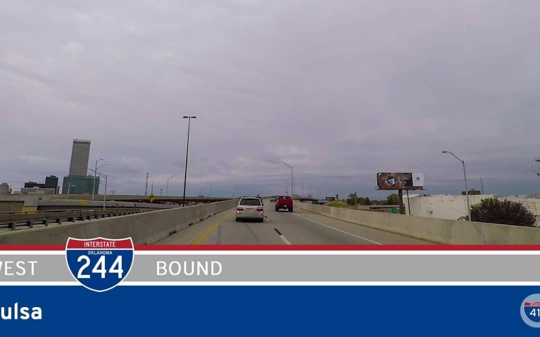 Interstate 244 – Northeast Tulsa – Oklahoma