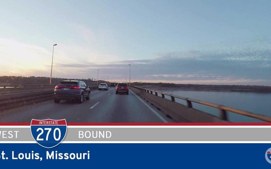 Interstate 270 – Illinois to Bridgeton – Missouri
