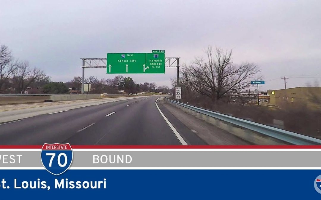 Interstate 70 – St. Louis – Missouri