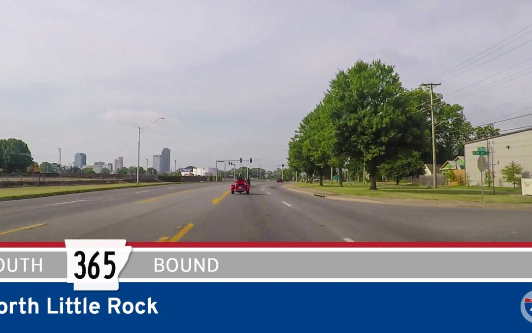 Arkansas Highway 365 – North Little Rock