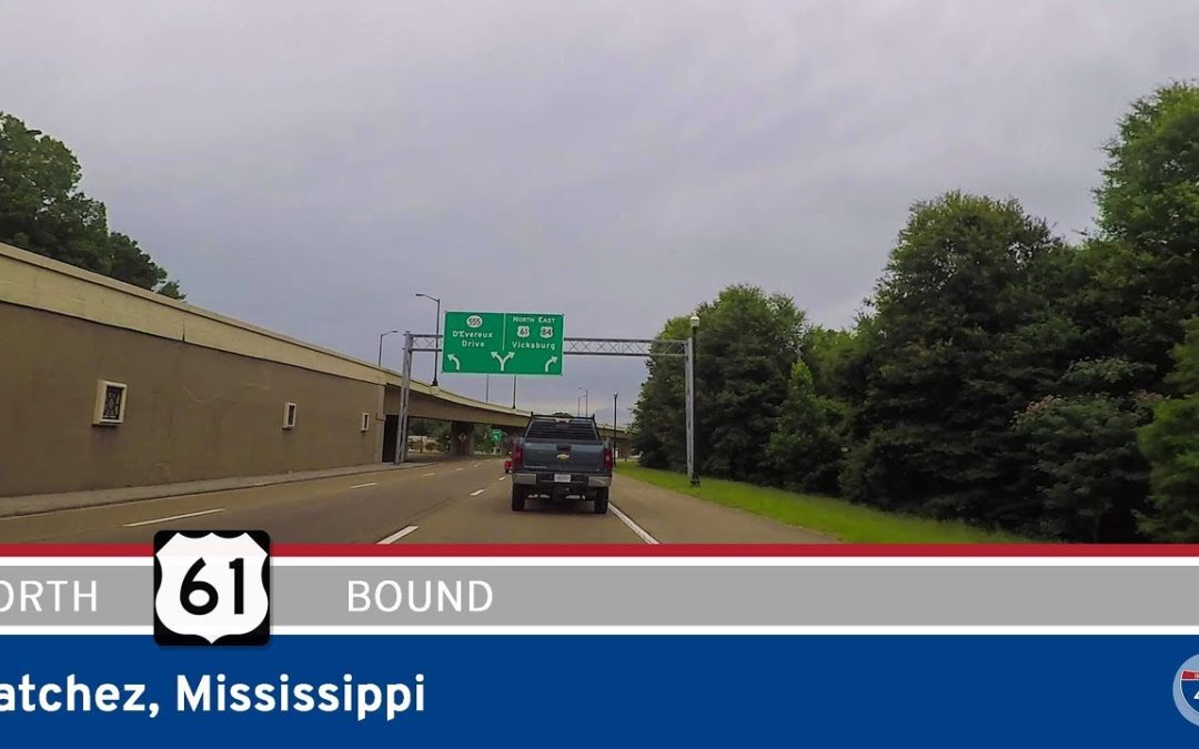US Highway 61 – Natchez – Mississippi
