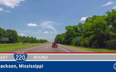 Interstate 220 – Jackson – Mississippi