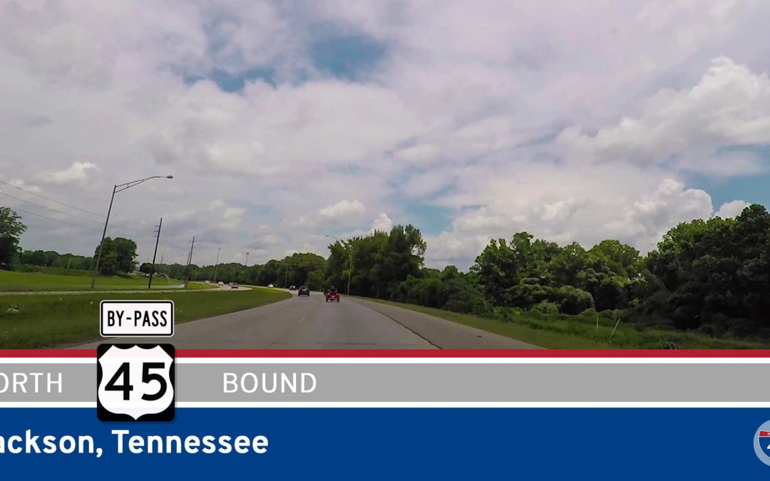 U.S. Highway 45 Bypass in Jackson – Tennessee