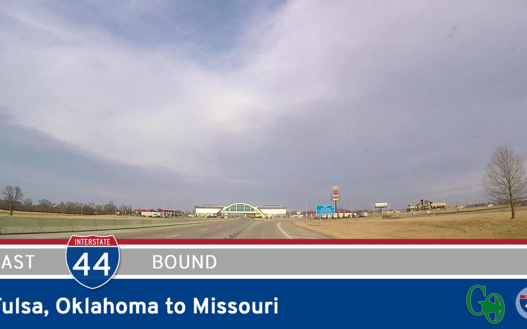 Interstate 44 – Tulsa to Missouri – Oklahoma