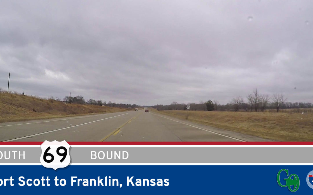 U.S. Highway 69 – Fort Scott to Franklin – Kansas