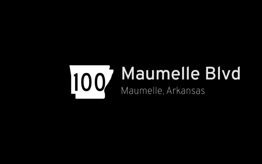Arkansas Highway 100 – Maumelle Blvd – South in Maumelle