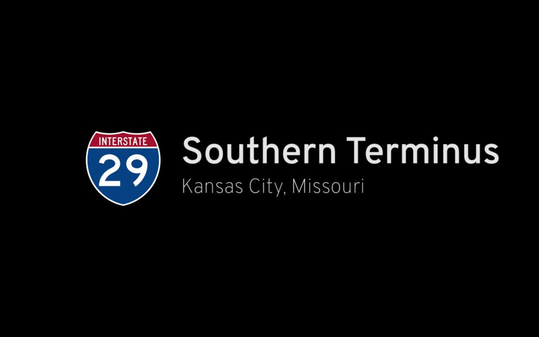 Interstate 29 Southern Terminus – Kansas City Missouri