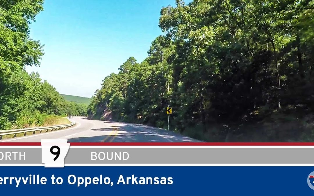 Arkansas Highway 9 – Perryville to Oppelo