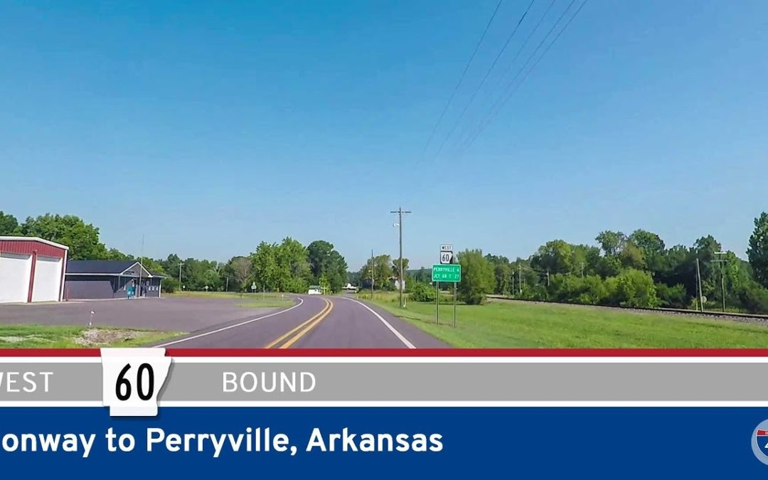 Arkansas Highway 60 – Conway to Perryville