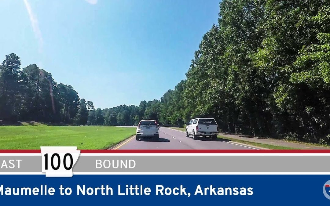 Arkansas Highway 100 – Maumelle to North Little Rock