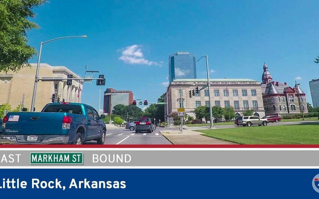 Markham Street – Little Rock – Arkansas