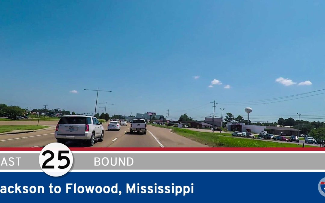 Mississippi Highway 25 – Jackson to Flowood