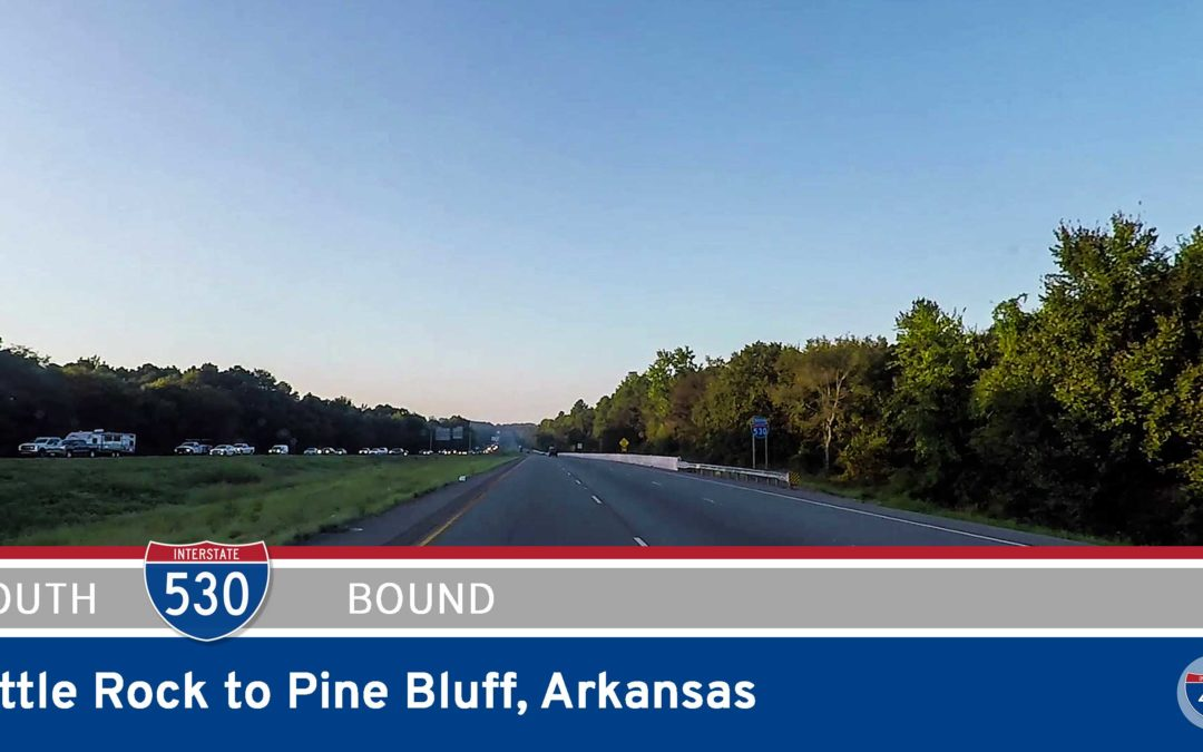Interstate 530 – Little Rock to Pine Bluff – Arkansas