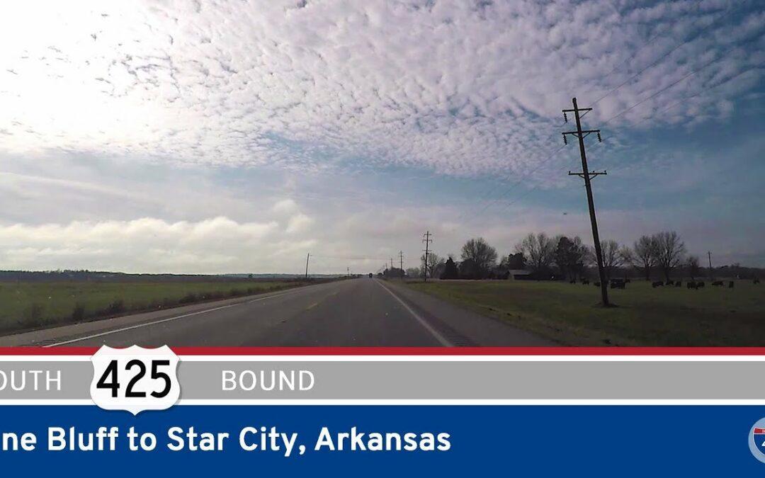 U.S. Highway 425 – Pine Bluff to Star City – Arkansas