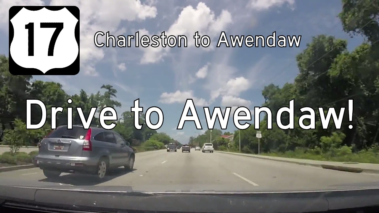 U.S. Highway 17 – Charleston – Awendaw – South Carolina