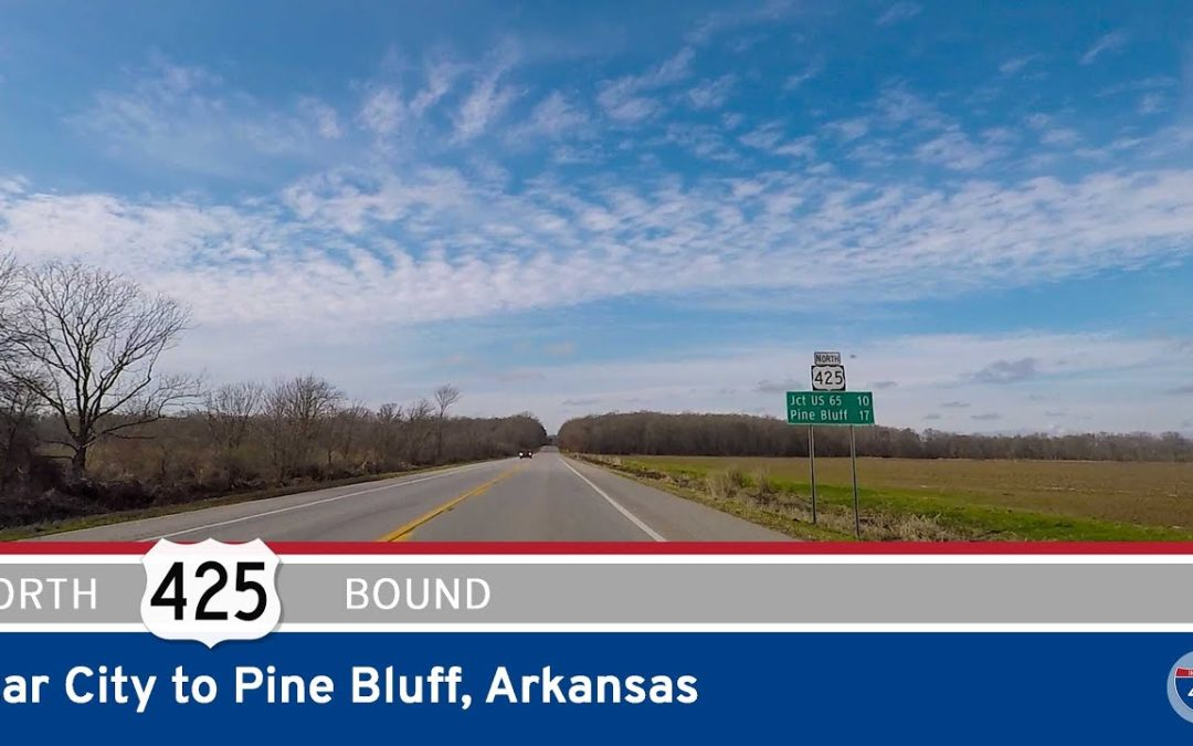U.S. Highway 425 – Star City to Pine Bluff – Arkansas