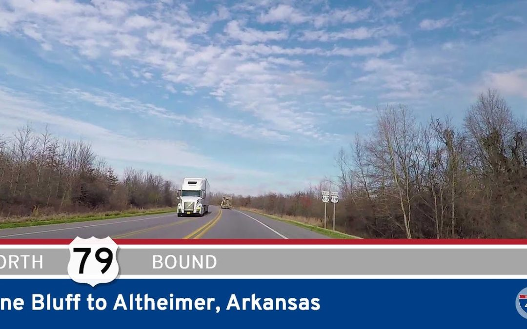U.S. Highway 79 – Pine Bluff to Altheimer – Arkansas