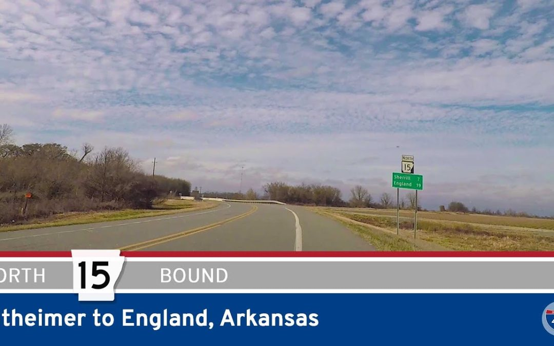 Arkansas Highway 15 – Altheimer to England